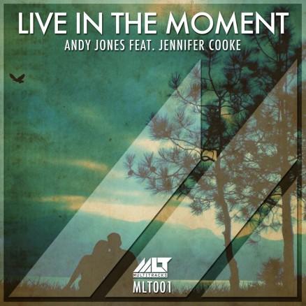 JENNIFER COOKE LIVE IN THE MOMENT ANDY JONES LUCIEN FOORT MULTITRACKS RECORDS